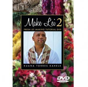 Kuana Torres Kahele / レイメイクDVD「Make Lei2」