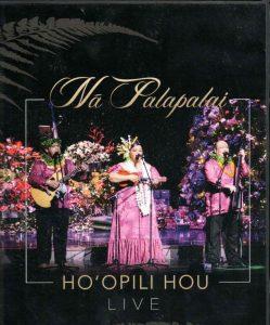 Na Palapalai/CD「HO'OPILI HOU」