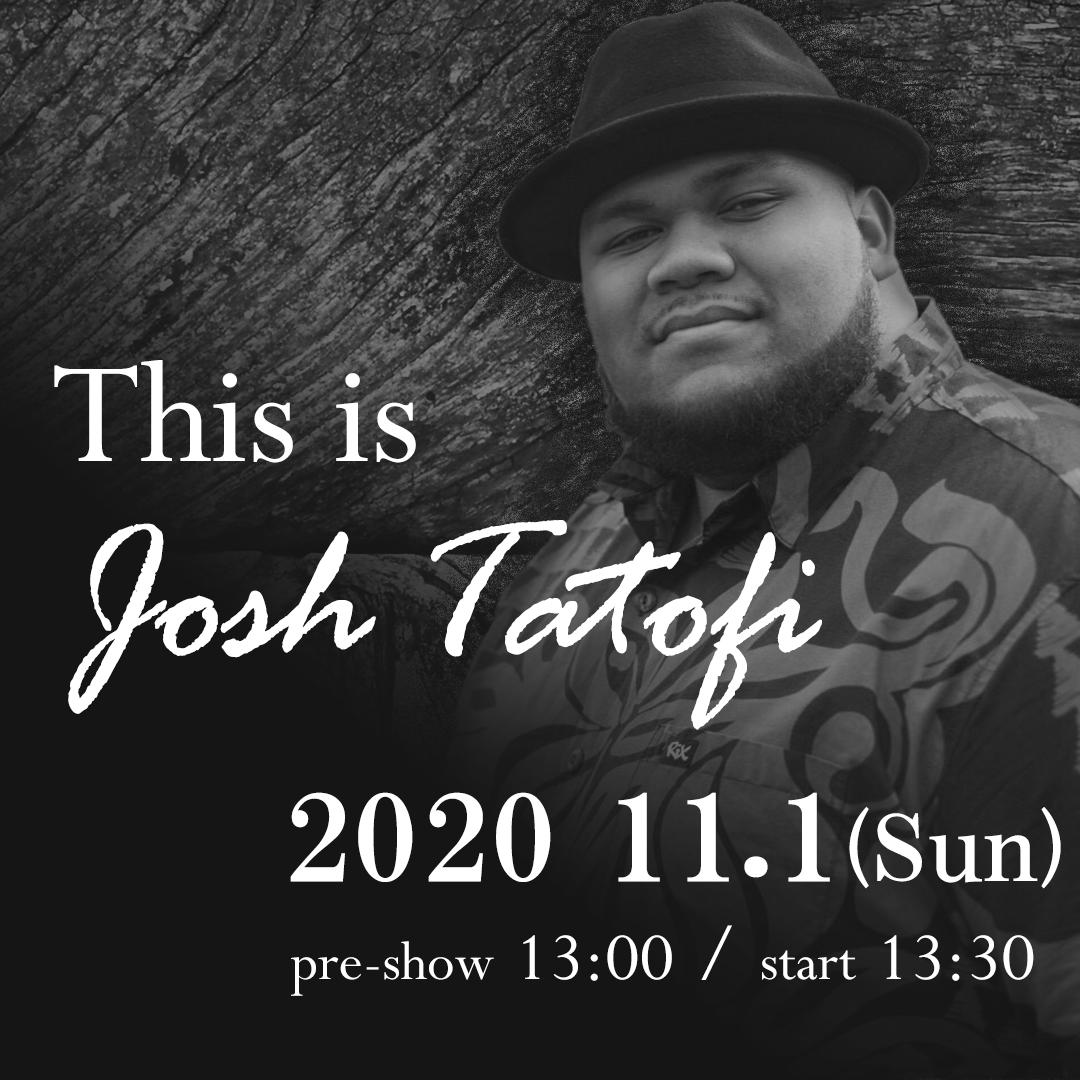 This is Josh Tatofi